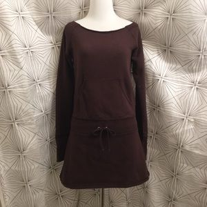 Juicy Couture Dark Maroon Swim Coverup